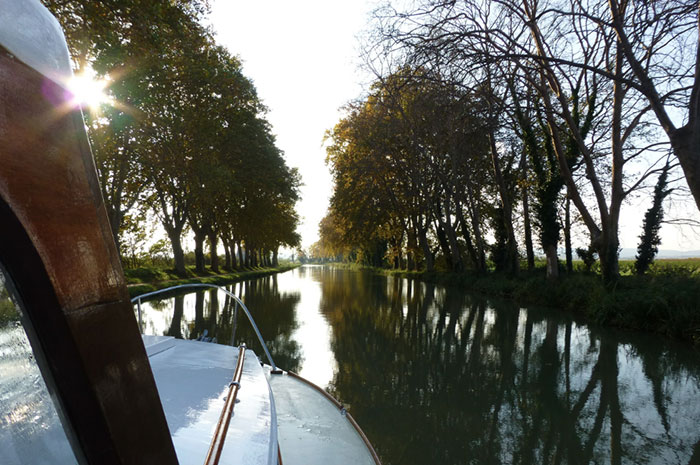 Breakfast Canal du Midi Cruise