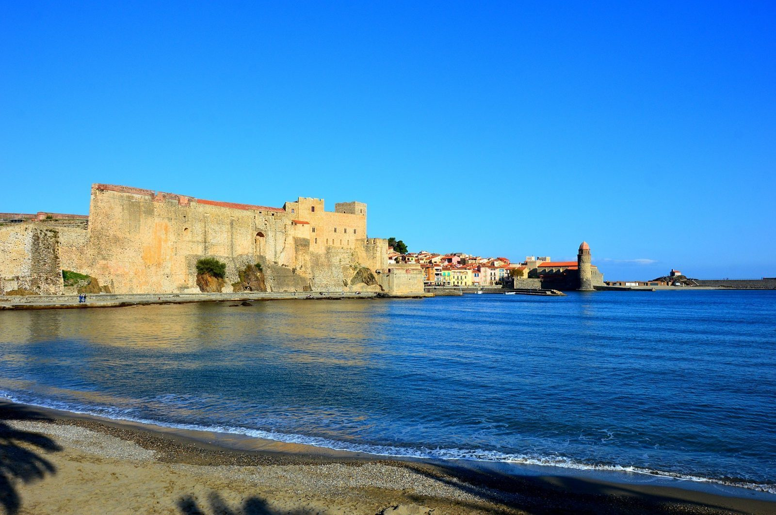 Collioure   Collioure on the Mediterranean coast of France is ever-popular with artists. The Modern Art Museum includes paintings by Henri Matisse.