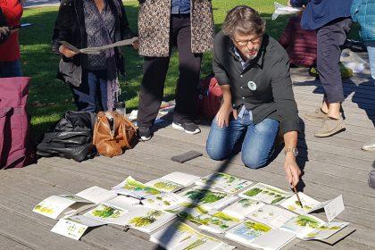 Urban Sketcher Santi Sallés