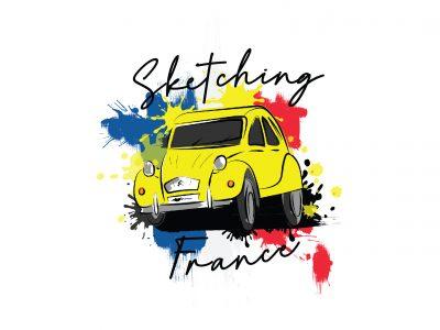 Sketching France!